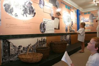 Virginia, Loudoun County, Leesburg, Loudoun Museum, local history,