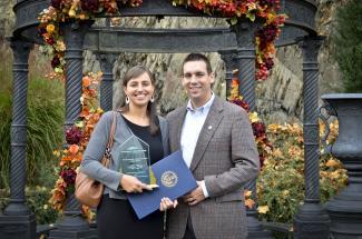 Sarah O'Fee, Gail V. Sterrett Marketing Award Winner