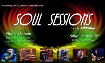 "Soul Sessions featuring ""Mustard"""