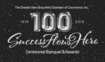 Chamber of Commerce Centennial Banquet & Awards