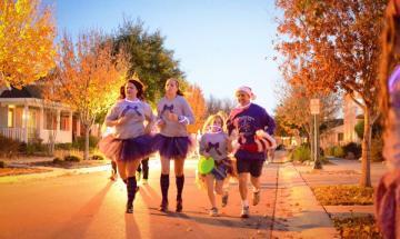 7th Annual Madeleine Memorial 5K Christmas Stroll