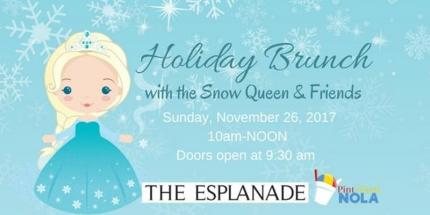 Holiday Brunch With the Snow Queen