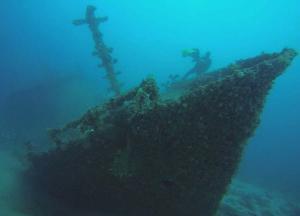 Artificial Reef, Shipwreck