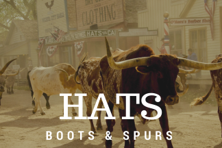 Hats Boots & Spurs