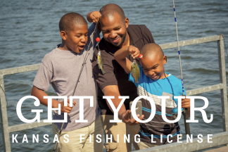 Get Your Kansas Fishing License