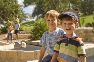 Barton Creek Mini Golf