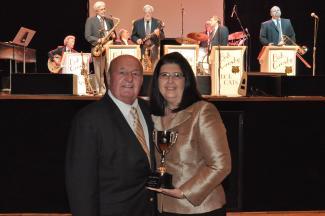 Gina Bertucci, Gail V. Sterrett Marketing Award Winner