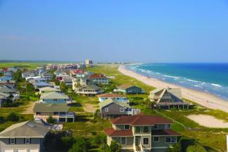 Wrightsville Beach looking North