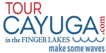 Tour Cayuga - Make Some Waves Logo