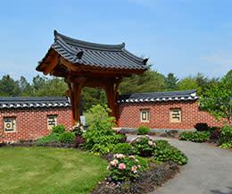 Korean Bell Garden: Celebrating Nature