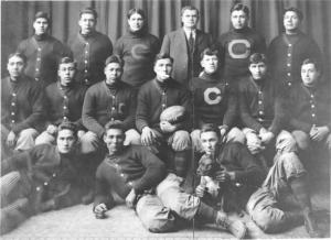 Carlisle Indian School Football Team 1911