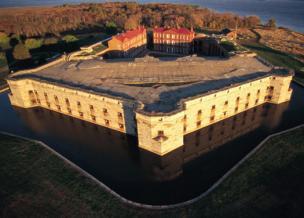 Delaware City Fort Delaware Kevin Flemming