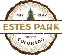 Estes Park Centennial Logo