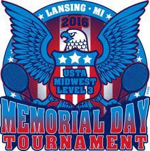 USTA Memorial Logo
