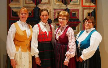 Livsreise, Norwegian Heritage Center