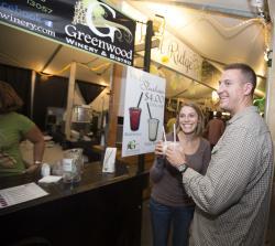 Wine Tasting at NYS Fair