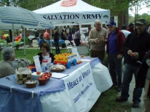 Newburgh Volunteer Fair