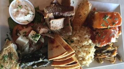 Opa! Greek Restaurant | Avon, IN