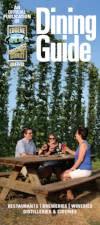 Eugene, Cascades & Coast Dining Guide Cover