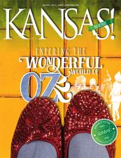 KANSAS! Cover Fall 2015