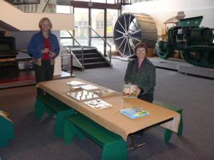 The Sacramento History Museum has fun activities for everyone!