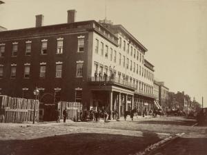 Mansion House Civil War Era