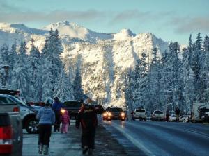 Winter in Washington Blog White Pass Washington