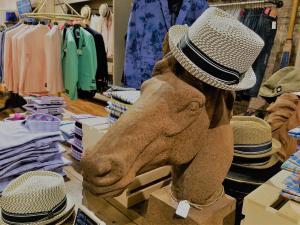 HIM Gentleman's Boutique hats
