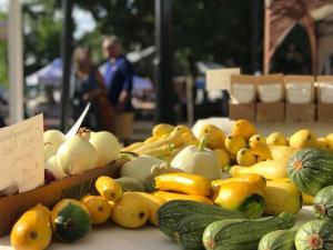 Get fresh farm-to-table items at any of Wichita KS best farmers markets
