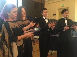 Heartland Sings at the 2017 Choral Masterworks Concert