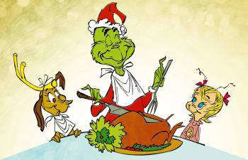 Come eat breakfast with the Grinch in Brownsburg on Dec. 16.