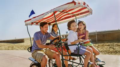 Celebrate May Bike Month With Huntington Beach