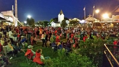 Westwego Farmer's Market Friday Night Concert Series