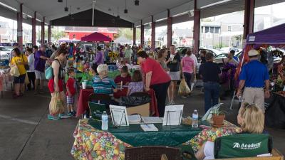 Gretna Farmers Market