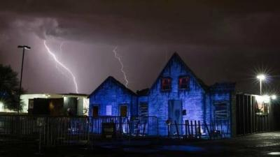 Haunted House Superstition Springs Center october 2018 event
