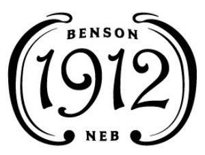 1912 Benson Logo