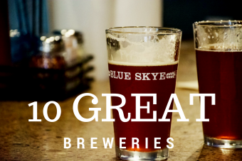 10 Great Breweries