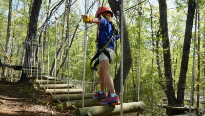 Treetop Quest Girl