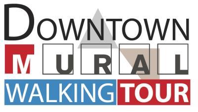 Downtown Mural Walking Tour logo