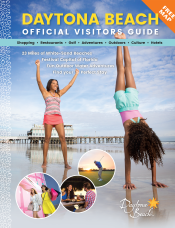 Get Your Free Daytona Beach Visitor Guide By Mail