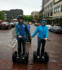 Seattle Segway Tour