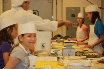 Jekyll Island Club Hotel Cooking Camp for Kids
