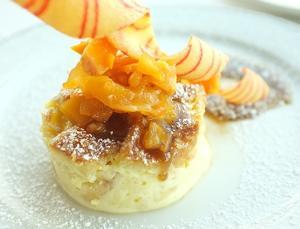 Recipe: Salty's Eggnog Bread Pudding