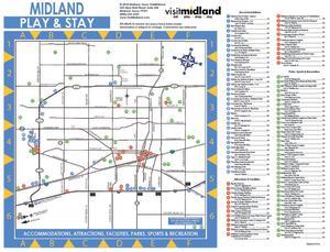 2018 Pad Map