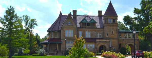 Bass Mansion at University of Saint Francis