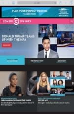 2016 Spring/Summer Co/Op - Online Mobile - Comedy Central - Pocono Mountains Meetings