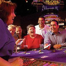 Flirt with Lady Luck at Topeka-area casinos