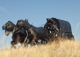 Oklahoma Land Run Monument