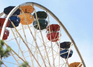 Frontier City Theme Park