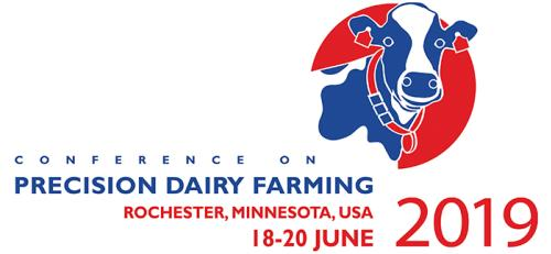 2019 Precision Dairy Conference Logo
